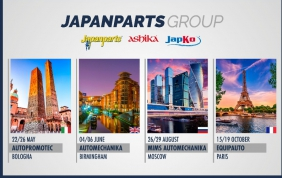 Tutte le fiere di Japanparts Group