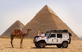 Il giro del mondo con Jeep Wrangler