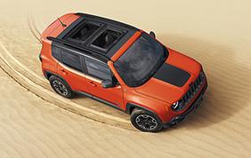 Jeep Renegade MY 2018: disponibili nuove personalizzazioni