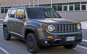 Jeep Renegade Hyper: SUV di carattere