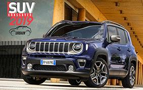 Jeep Renegade: il SUV che conquista i francesi