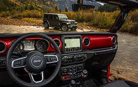 Jeep Wrangler 2017: pillole di autenticità
