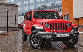 Jeep Wrangler vince lo ZA Rulyom Grand Prix