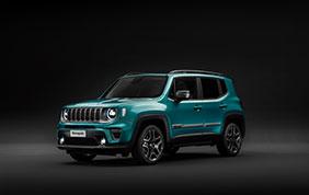 Jeep al Parco Valentino esporrà le sue nuove ibride