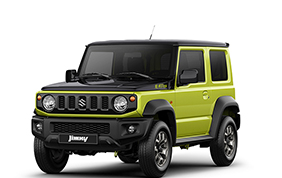 Suzuki Jimny Sakigake: limited edition