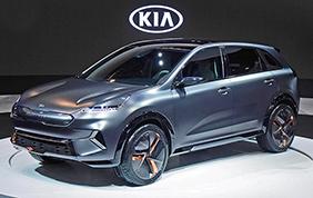 Kia Niro EV Concept: a Las Vegas si punta al futuro