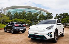 Nuova Kia Niro EV: elettrificazione del crossover