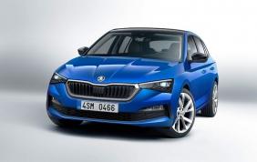 Gli ammortizzatori KYB sulla nuova Škoda Scala