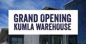 Il prossimo 14 settembre inaugurazione ufficiale dei nuovi magazzini SLP