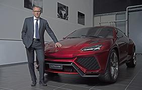 Lamborghini Urus: pronto il nuovo stabilmento produttivo