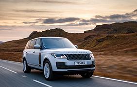 Range Rover SDV6: nuova potenza, grande lusso