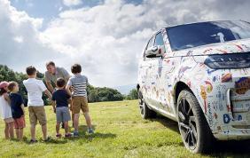 Discovery Land Rover e i suoi piccoli progettisti