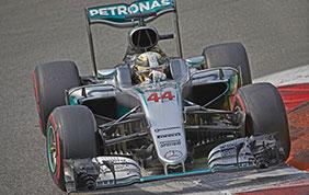 Lewis Hamilton campione del Mondo Formula 1 2017