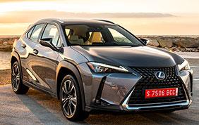 Nuova Lexus UX Hybrid: tecnologia di ultima generazione