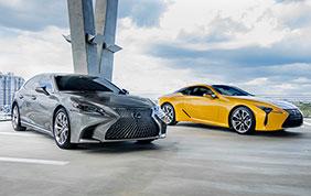 Lexus Leading with Light