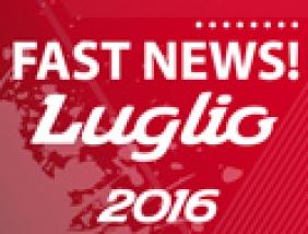 FASTNEWS Luglio 2016