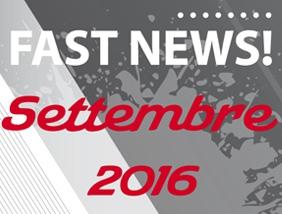FASTNEWS Settembre 2016