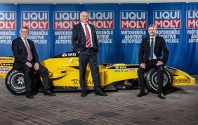 Liqui Moly corre in Formula 1