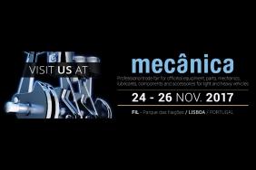 mecanica - 24-26 NOVEMBRE 2017 - LISBONA