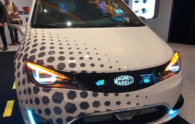 Magneti Marelli al North American International Auto Show