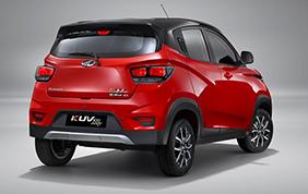 Mahindra KUV100 GPL: anima bi-fuel!
