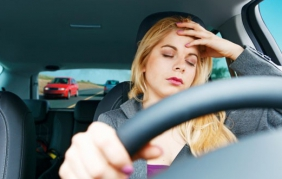 Mal d'auto nei veicoli autonomi? Li risolve DRiV