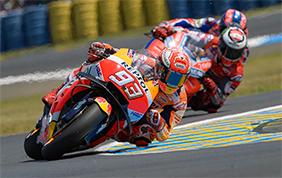 A Le Mans vince Marc Marquez