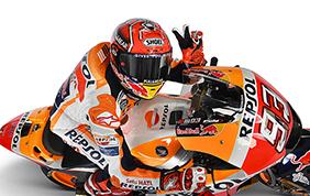 Marc Marquez rinnova il contratto con il Team Honda