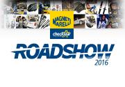 Roadshow 2016: Magneti Marelli Checkstar incontra Officine e Carrozzerie del Network presenti sul territorio italiano.