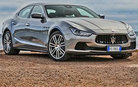 Un nuovo riconoscimento per la Maserati Ghibli