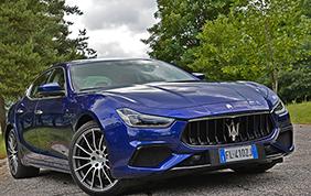 Prova su strada Maserati Ghibli S Q4