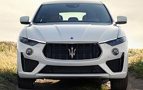 Maserati Levante GTS: a Goodwood l'anteprima