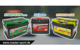 Master-Sport Automobiltechnik (MS) GmbH Car Starter Battery