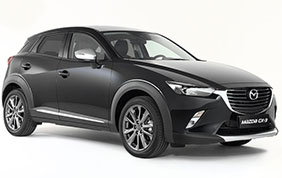 Mazda CX-3 Limited Edition partnership with Pollini