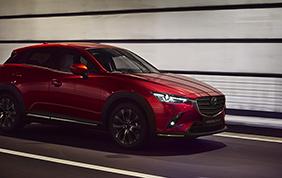 Mazda CX-3 2018 primi esemplari nelle concessionarie