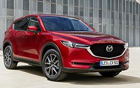 Nuove motorizzazioni per la Mazda CX-5