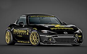 Mazda MX-5 nella Drive Experience Academy