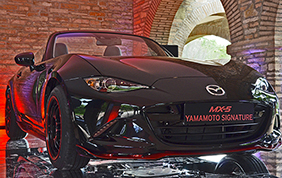 Mazda MX-5 Yamamoto Sensation