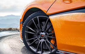 McLaren e Pirelli insieme per nuovi pneumatici invernali ad altissime prestazioni