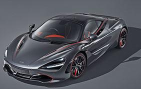 McLaren 720S MSO Stealth Team