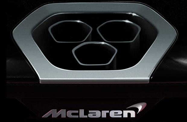 McLaren BP23: la Ultimate Series stradale