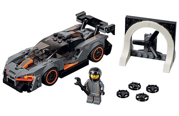 Nuova McLaren Senna Lego: un gioiello in miniatura