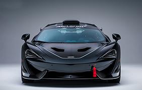 Realizzate 10 McLaren speciali su base 570S