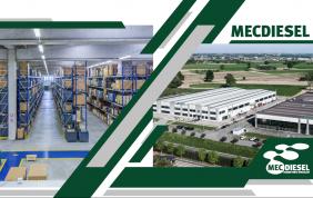 Mec-Diesel sempre più grande: c'è la nuova filiale a Bologna