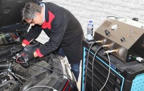 Come liberare le vie respiratorie del motore