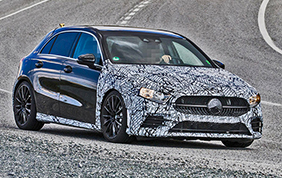Mercedes-AMG A35 W177: l'anti Golf R