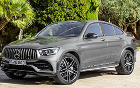 Nuova Mercedes-AMG GLC 43 4Matic SUV e Coupé