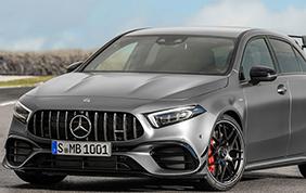 Mercedes-AMG A45 4Matic+