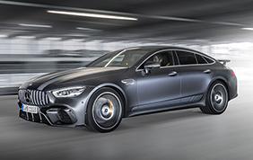 Mercedes-AMG GT Coupé4 Edition 1