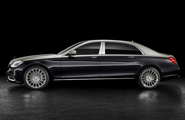 Mercedes-Maybach S: parola d'ordine ostentare!